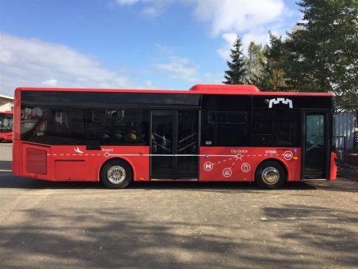 Vilnius city bus